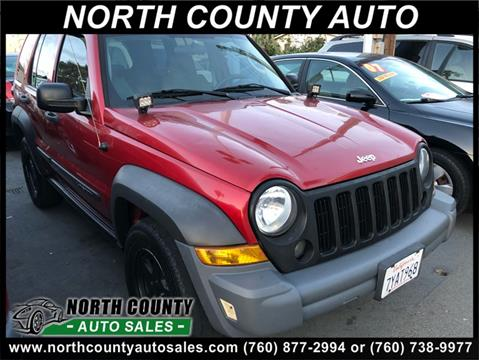 2007 Jeep Liberty for sale in Oceanside, CA