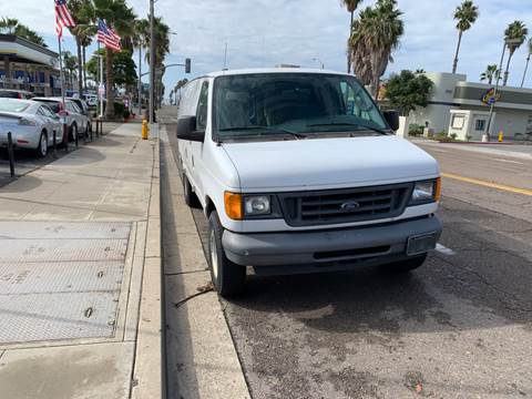2007 Ford E-Series Cargo for sale in Oceanside, CA