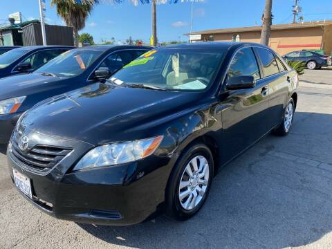 2008 Toyota Camry for sale at North County Auto in Oceanside CA