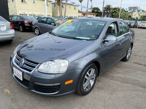 2006 Volkswagen Jetta for sale at North County Auto in Oceanside CA