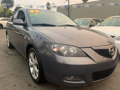 2009 Mazda MAZDA3 for sale at North County Auto in Oceanside CA
