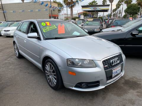 2007 Audi A3 for sale at North County Auto in Oceanside CA