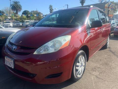 2006 Toyota Sienna for sale at North County Auto in Oceanside CA