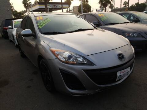2011 Mazda MAZDA3 for sale at North County Auto in Oceanside CA