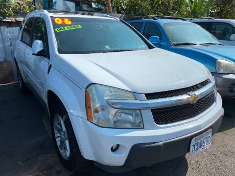 2006 Chevrolet Equinox for sale at North County Auto in Oceanside CA