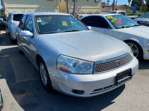 2003 Saturn L-Series for sale at North County Auto in Oceanside CA