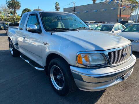2000 Ford F-150 for sale at North County Auto in Oceanside CA