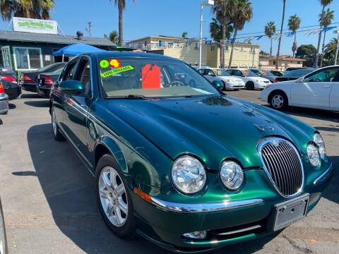 2003 Jaguar S-Type for sale at North County Auto in Oceanside CA