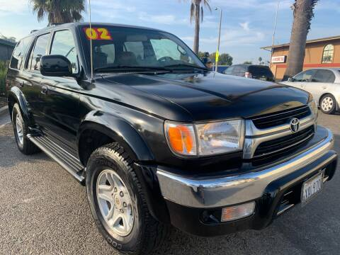 2002 Toyota 4Runner for sale at North County Auto in Oceanside CA