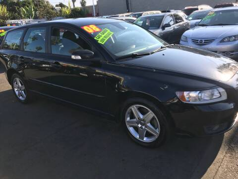 2008 Volvo V50 for sale at North County Auto in Oceanside CA