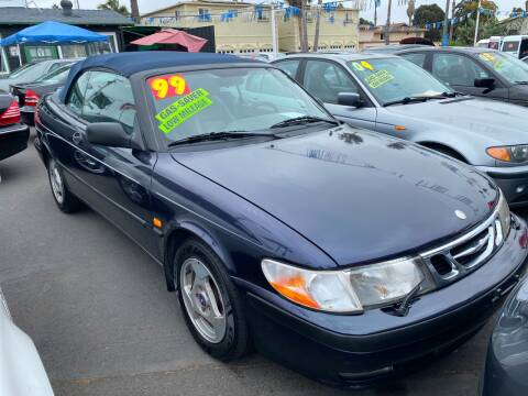 1999 Saab 9-3 for sale at North County Auto in Oceanside CA