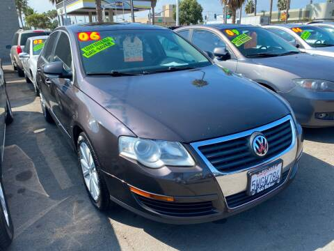 2006 Volkswagen Passat for sale at North County Auto in Oceanside CA