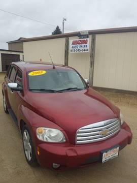 2008 Chevrolet HHR for sale at AMAZING AUTO SALES in Marengo IL