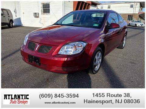 2008 Pontiac G5 for sale in Hainesport, NJ