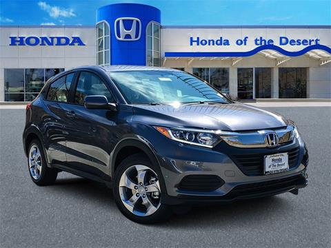 2019 Honda HR-V for sale in Cathedral City, CA
