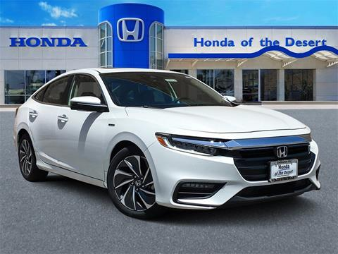 2019 Honda Insight for sale in Cathedral City, CA