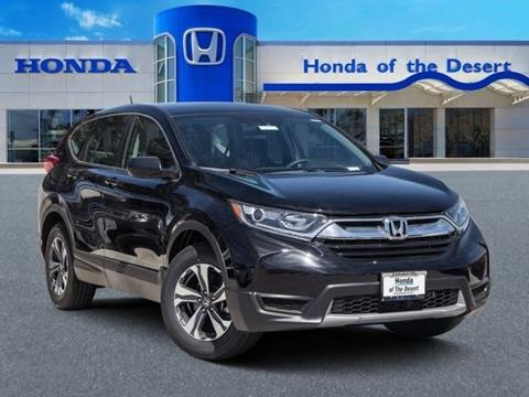 2019 Honda CR-V for sale in Cathedral City, CA