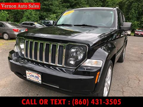 2012 Jeep Liberty for sale in Vernon Rockville, CT