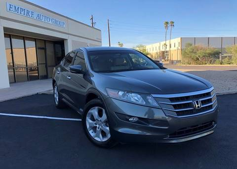 2012 Honda Crosstour for sale in Phoenix, AZ