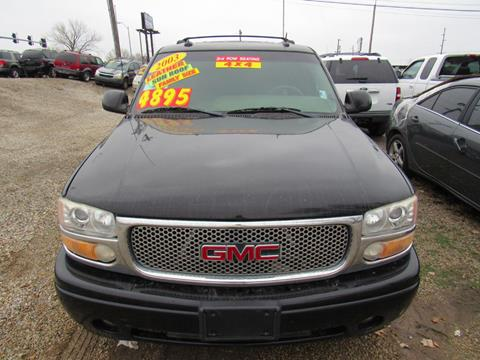 2003 GMC Yukon for sale in Kansas City, MO
