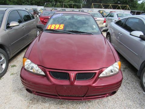2002 Pontiac Grand Am for sale in Kansas City, MO