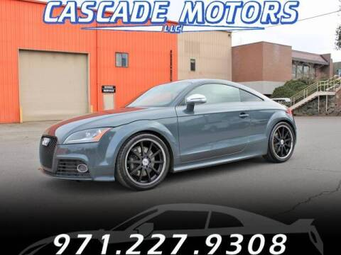 2009 Audi TTS for sale at Cascade Motors in Portland OR