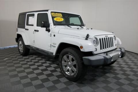 2017 Jeep Wrangler Unlimited for sale in Pompano Beach, FL