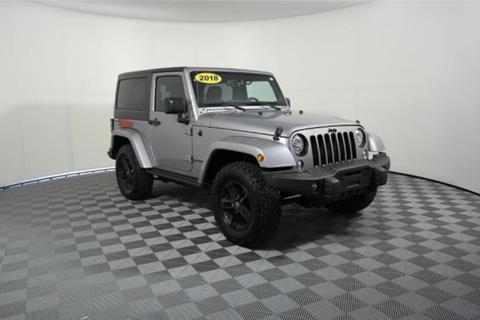 2017 Jeep Wrangler for sale in Pompano Beach, FL
