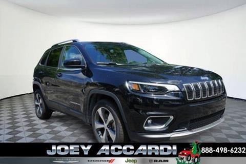 2019 Jeep Cherokee for sale in Pompano Beach, FL