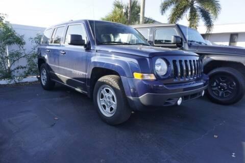 2016 Jeep Patriot for sale in Pompano Beach, FL