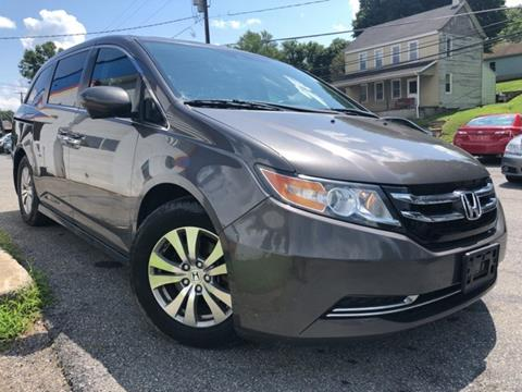 2014 Honda Odyssey for sale in Cherryville, PA