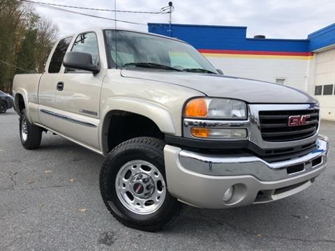 2006 GMC Sierra 2500HD for sale in Cherryville, PA