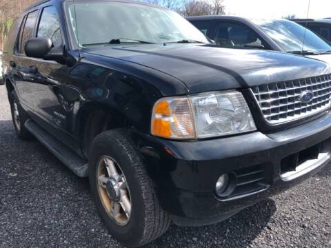 2005 Ford Explorer XLT for sale at Amey's Garage Inc in Cherryville PA