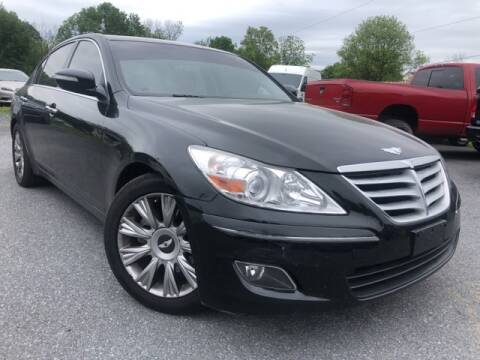 2011 Hyundai Genesis 3.8L V6 for sale at Amey's Garage Inc in Cherryville PA
