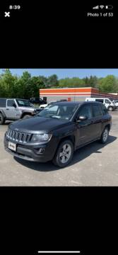 2014 Jeep Compass Sport for sale at Amey's Garage Inc in Cherryville PA