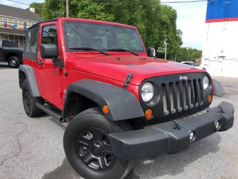 2007 Jeep Wrangler X for sale at Amey's Garage Inc in Cherryville PA