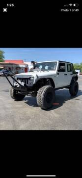 2015 Jeep Wrangler Unlimited for sale at Amey's Garage Inc in Cherryville PA