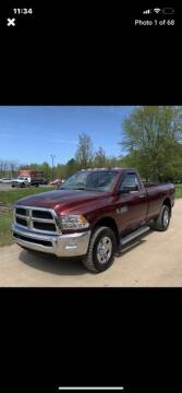 2016 RAM Ram Pickup 2500 SLT for sale at Amey's Garage Inc in Cherryville PA