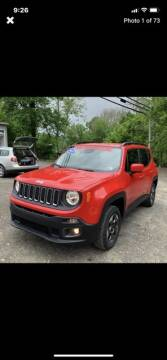 2015 Jeep Renegade Latitude for sale at Amey's Garage Inc in Cherryville PA