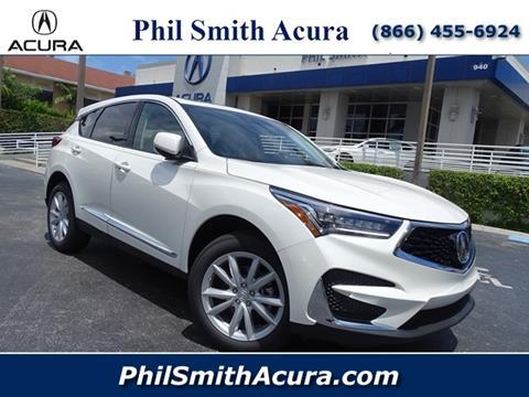 2019 Acura RDX for sale in Pompano Beach, FL