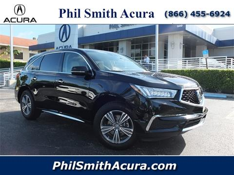 2020 Acura MDX for sale in Pompano Beach, FL
