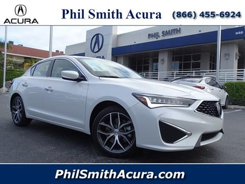 2019 Acura ILX for sale in Pompano Beach, FL