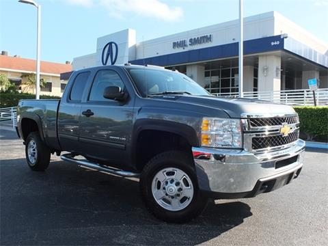 2011 Chevrolet Silverado 2500HD for sale in Pompano Beach, FL