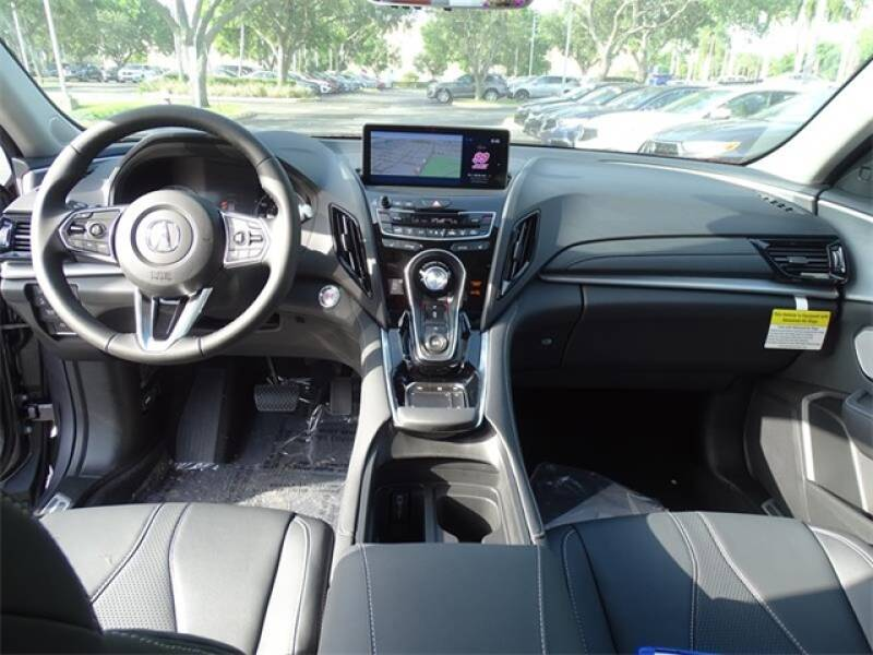 2020 Acura RDX w/Tech (image 8)