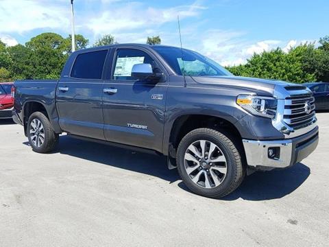 2019 Toyota Tundra for sale in Vero Beach, FL