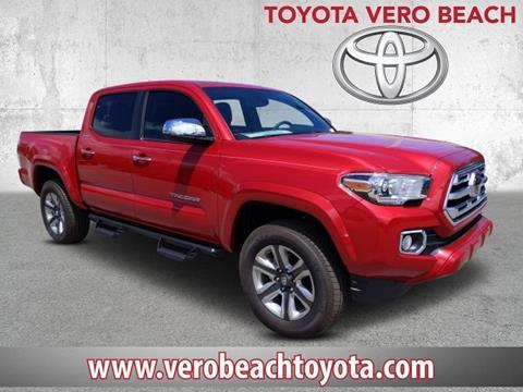 2019 Toyota Tacoma for sale in Vero Beach, FL