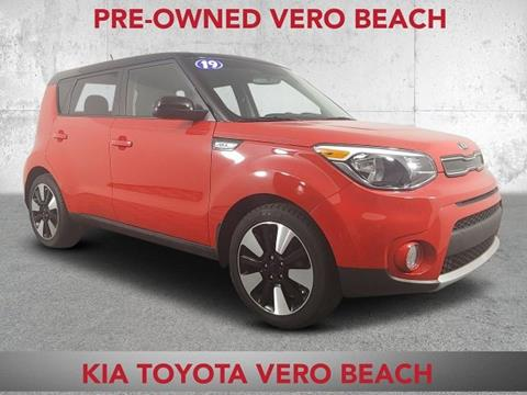 2019 Kia Soul for sale in Vero Beach, FL