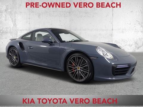 2018 Porsche 911 for sale in Vero Beach, FL