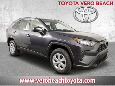 2019 Toyota RAV4 for sale in Vero Beach, FL