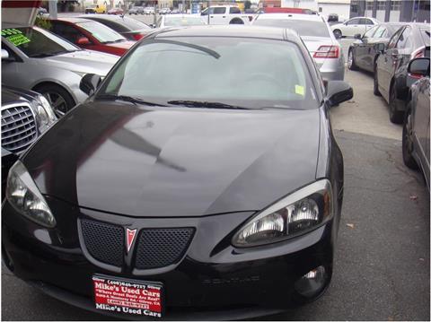 2008 Pontiac Grand Prix for sale in Gilroy, CA